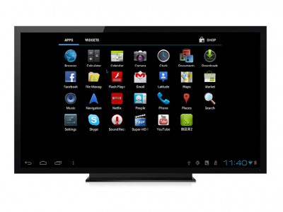 Android 4.4 may appear on TV