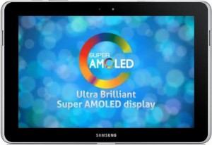 Samsung AMOLED Display Tablets
