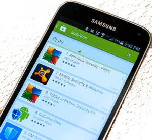 Android top antivirus apps