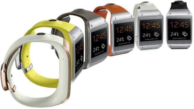 Samsung-GALAXY Gear