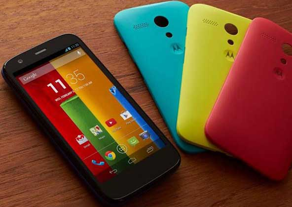 Motorola Moto G vs HTC Desire 601 review